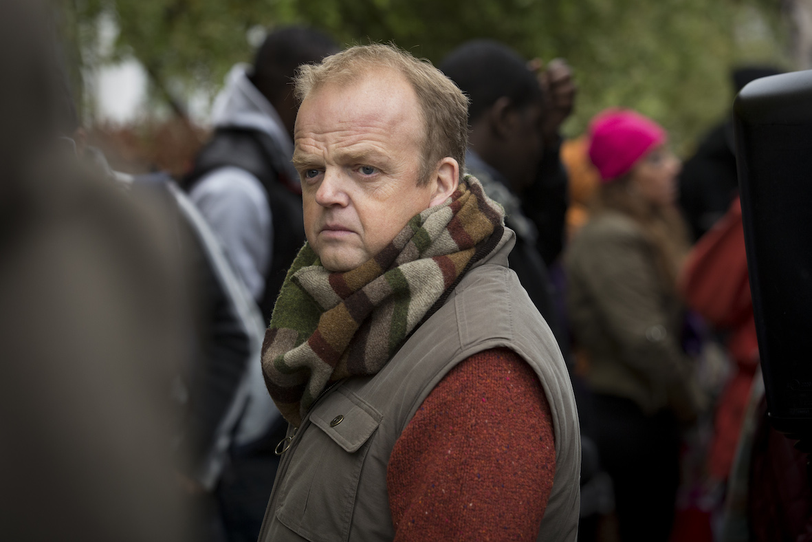 Toby Jones (Nigel)